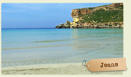 pacchetto jeans lampedusa